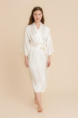 Silke kimono